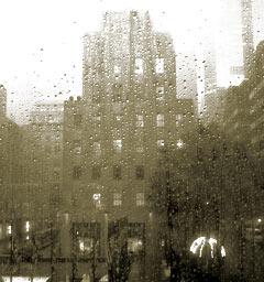 Nando y la lluvia