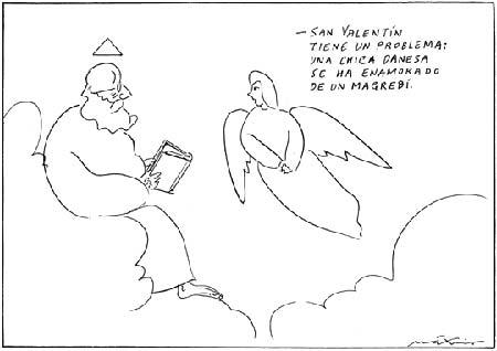 ¡Andá... Si hoy es San Valentín!
