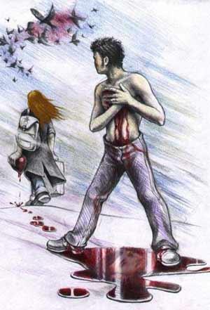 Me gusta este dibujo...