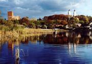 Ludza, a 20 km de Россия