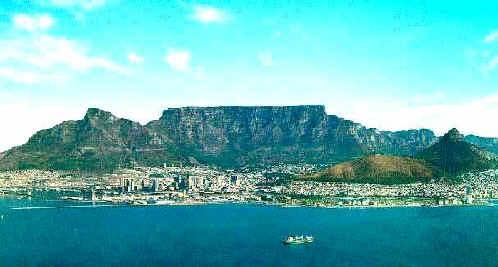 Ciudad del Cabo. Dia 1