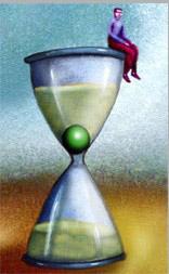 Tiempo encima
